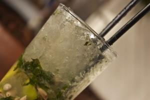 photo de cocktail au citron