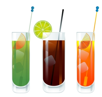 illustration d'un cocktail