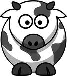 illustration de la vahce qui tâche