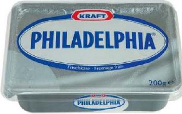 photo d'une boite de philadelphia pour les rillettes